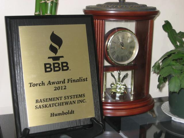 BBB of SK Torch Award Finalist