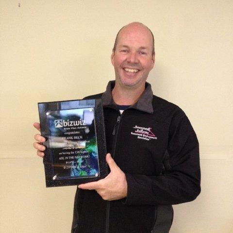 We have an Award Winner!