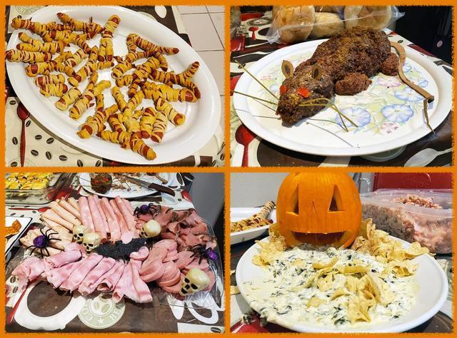 The Munchster Mash Halloween Potluck