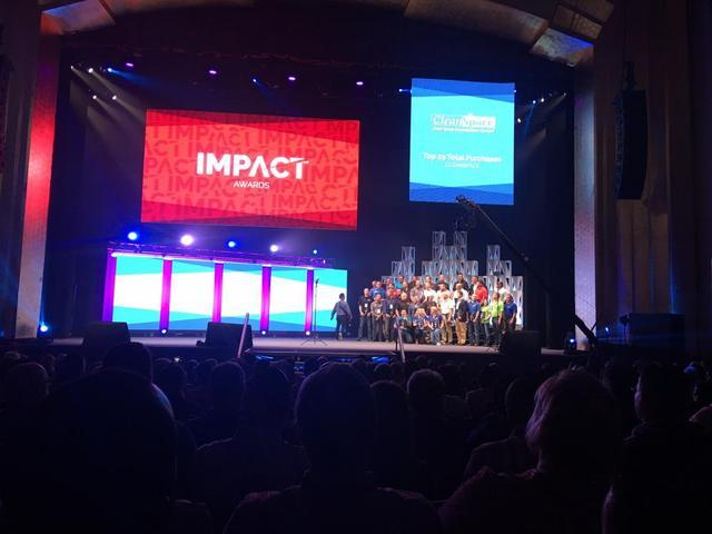 Our company was involved in the Impact Convention in September 2017....