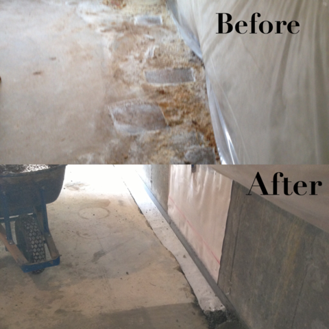 When it comes to home repairs, we know you have many choices. Choosing Davenport Foundation Repair for your waterproofing repair...