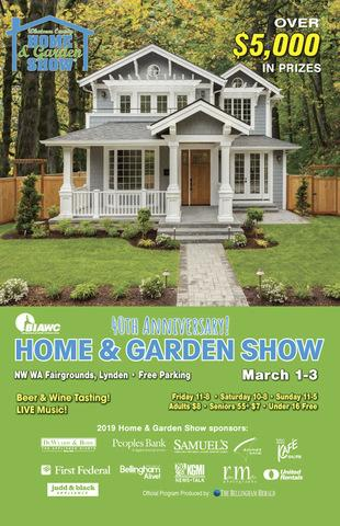 Local Waterproofing Contractor Attends 2019 Home and Garden Show in Lynden