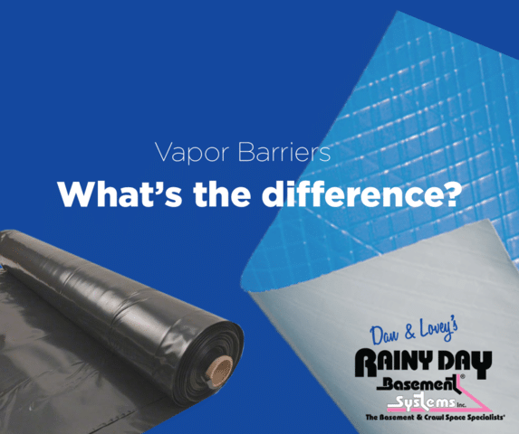 In the World of Vapor Barriers, What's the Difference?