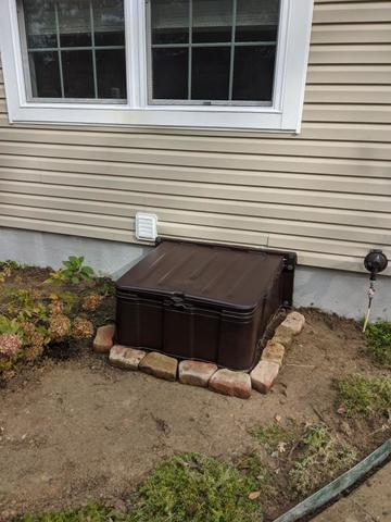 The Turtl: Access to A Crawlspace in Milton, DE That Looks Great!