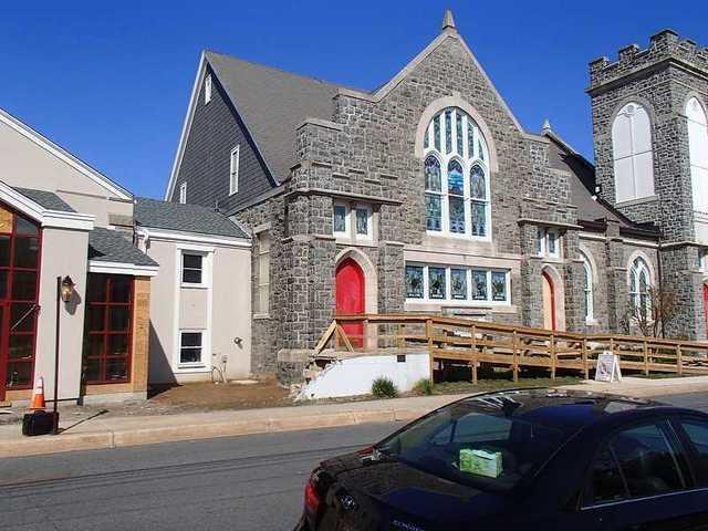 DryZone Saves Bethel UM Church in Lewes DE - Image 1