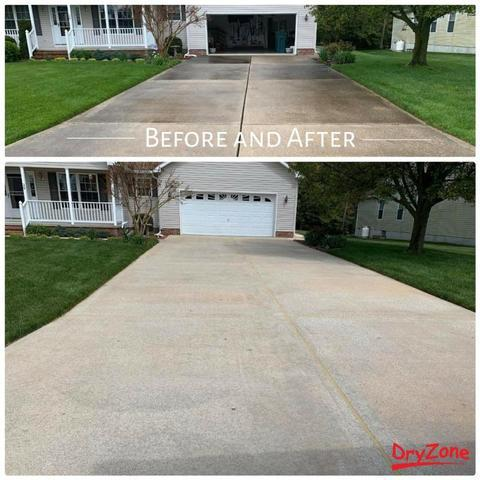 Repair, Don't Replace Your Concrete Driveway