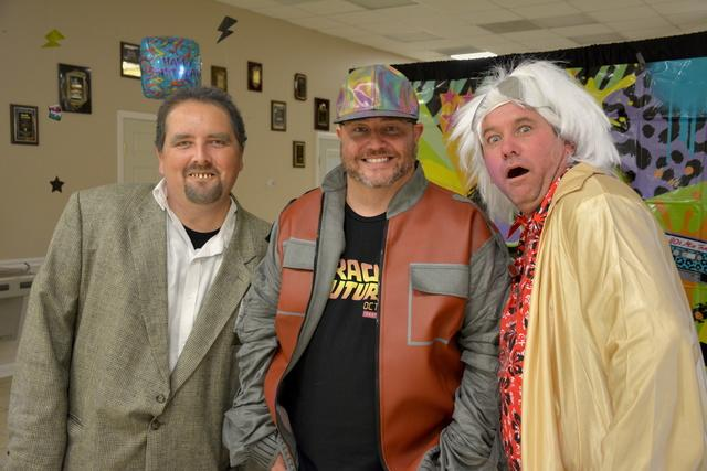 Bill's Back to the Future Surprise Birthday Bash