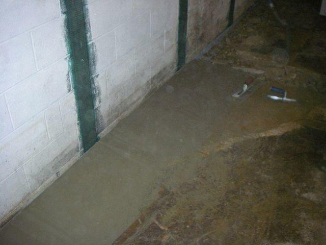 Ban Mold from Your Basement with Basement Waterproofing Systems