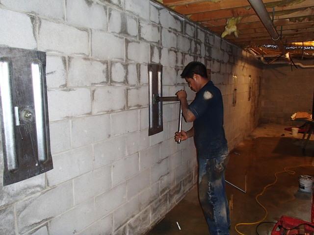 Foundation Problem in Milton, Delaware