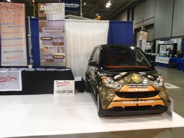 DryZone Visits Delaware and Maryland Home Shows