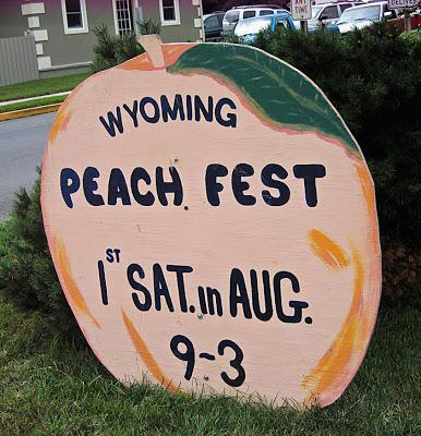 Wyoming Peach Festival