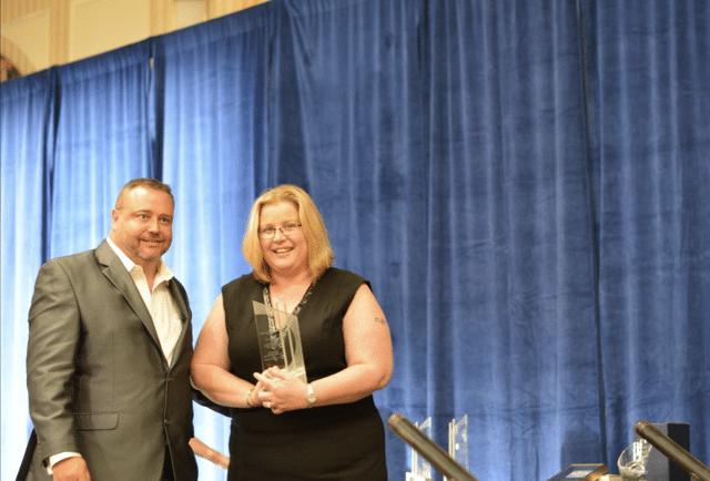 DryZone Wins Award at the DCA Award Ceremony 2016