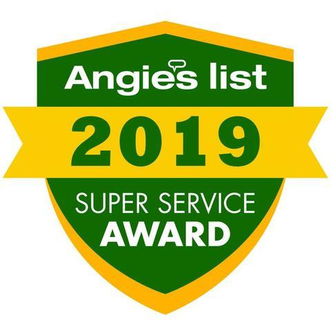 Healthy Spaces is proud to announce that it has earned the home service industry's coveted Angie's List Super Service Award...