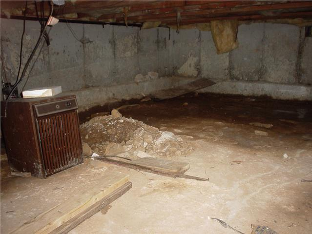 A leaky crawlspace adds expenses to your energy bills in summer and winter....