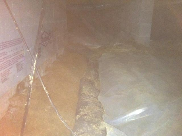 Mount Vernon, IN Crawlspaces Experience Frequent Flooding