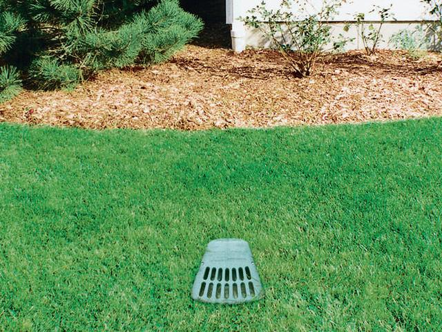 Do Downspout Extensions Solve A Water Problem?