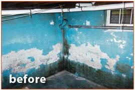 A wet basement should not ruin your real estate deal