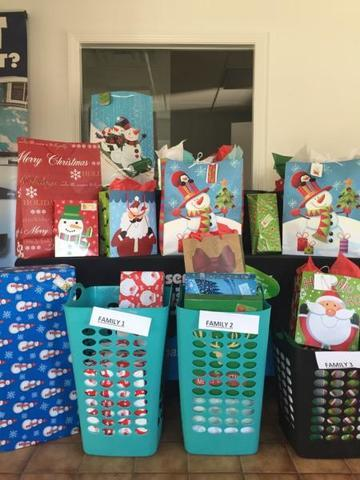 Holiday Hope Project Completed!...