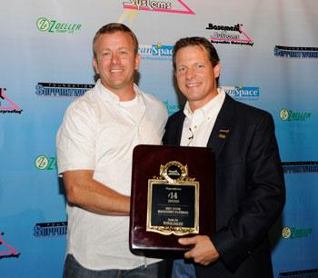 At the 2010 Basement Systems Annual Convention, Dry Zone Basement Systems became the #14 Basement Systems dealer!...