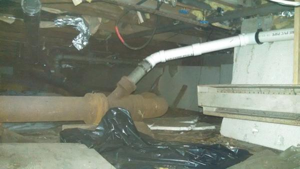 There is a new way of thinking about crawl space technology and the old way can be dangerous to your...