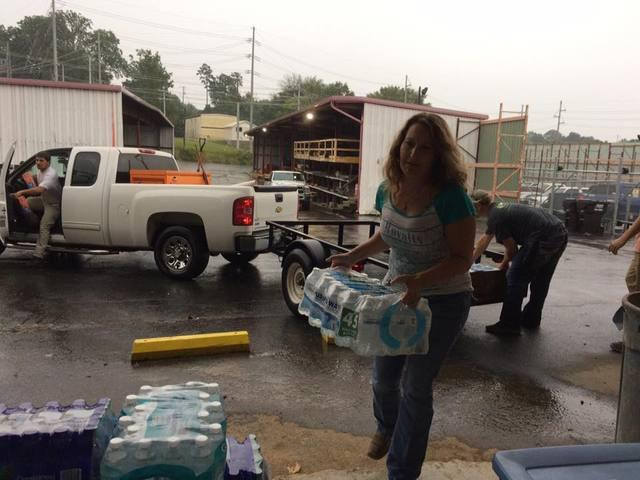 Some of Our Team Members Head West to Help Out after Hurricane Harvey - Image 5
