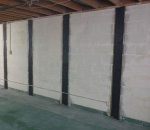 Carbon Fiber Reinforcement is an Effective Solution for Foundation Damage