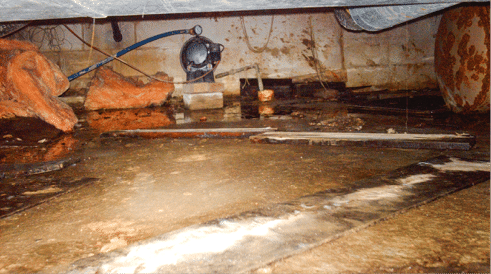 Learn about some common causes of water damage in your home....