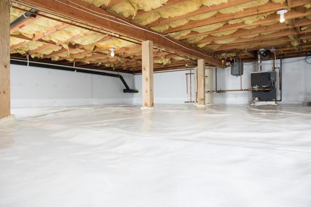 How to Keep Your Crawlspace Safe, Dry, and Ventilated Over Winter
