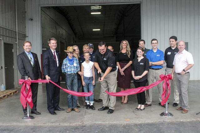 Master Service Company hosts Official Grand Opening Night in celebration of their new, state- of-the-art facility and thriving community!...
