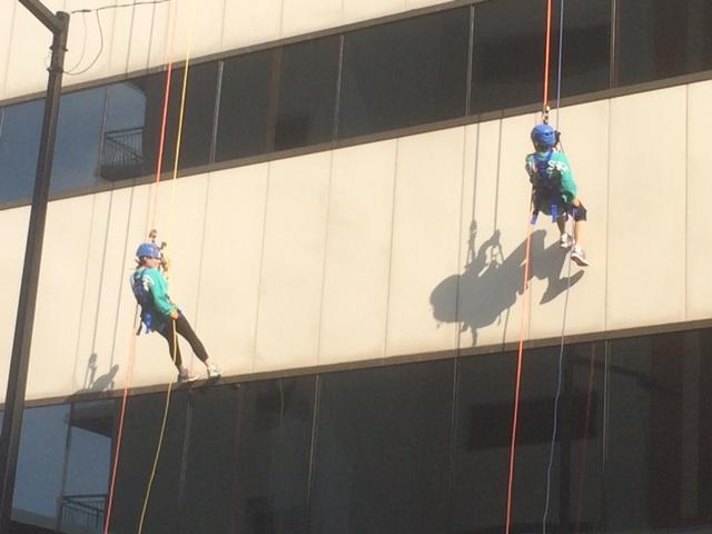 Master Service Companies Goes Over the Edge for a Great Cause - Image 5