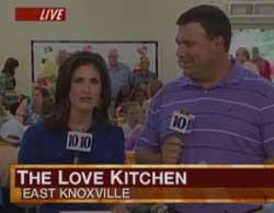 For many months the founding sisters of the Love Kitchen have awaited the unveiling of their homes after local contractors...