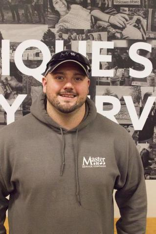 Nick is the newest member of Master Services. Take a peek into why he chose to work at Master Services!...