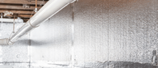 Crawl Space Insulation 101: SilverGlo™ Crawl Space Wall Insulation Panels