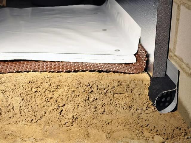 A cold crawl space costs money and can make the rooms above uncomfortable and chilly. Insulating the crawl space with...