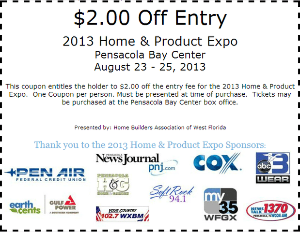 On the Road Again: Alpha Foundations to Attend Pensacola Home & Product Expo