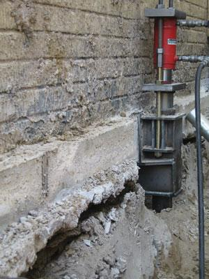 The changes in the soil volume can and will cause considerable damage to the structural integrity of your home's foundation....