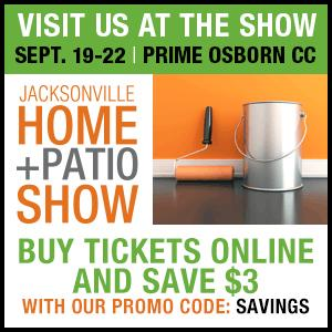Visit Alpha Foundations at the Jacksonville Fall Home + Patio Show
