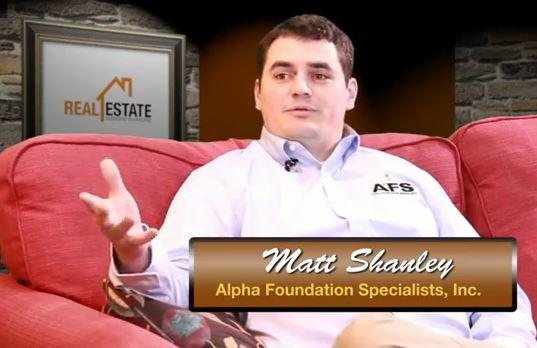 Alpha Foundations Featured on WCTV Real Estate Weekend Showcase