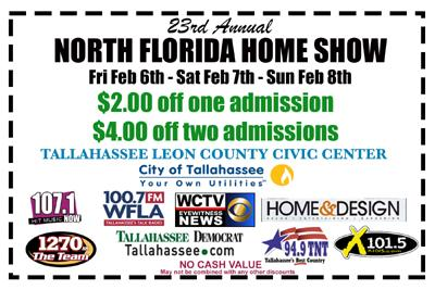 Come see us this weekend at the North Florida Home Show! 