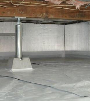 Learn how to keep your crawl space dry and energy efficient with help from N Square, Inc. today!...