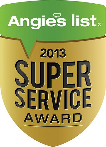Alpha Foundation Specialists Earns Esteemed 2013 Angie's List Super Servi...