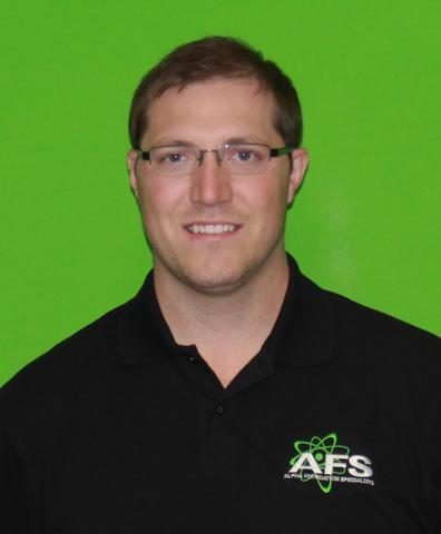 Get to Know Trey Sumner, Alpha Foundations System Design Specialist