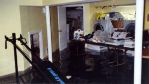 Basement Flooding is Not Fun