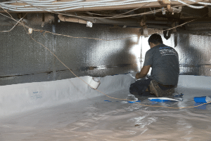 Crawl Space Repair - the right way