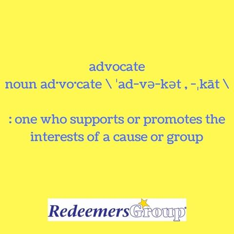 Customer Advocacy and Redeemers Group