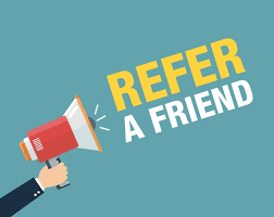 Have you heard of our referral program??