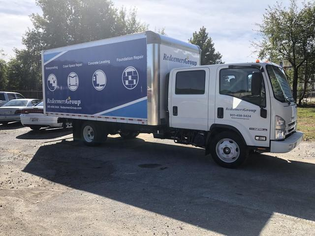 We got a new truck!!