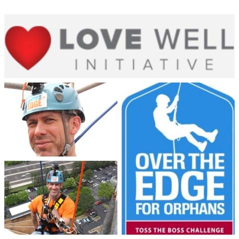 The Love Well Initiative will Toss the Boss Over the Edge on April 23rd - Image 1