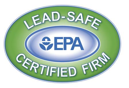 We Are Lead-Safe Certified