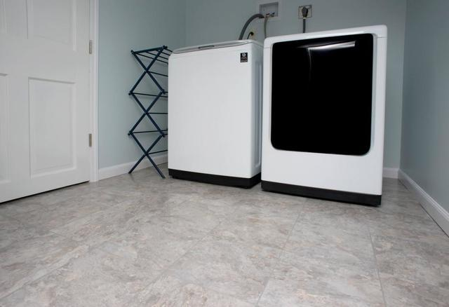 Upgrading your Basement Laundry Room
